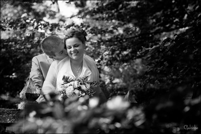 Mélanie et Benoit, mariage dans la Nièvre