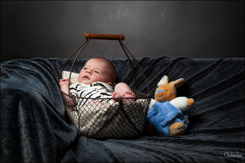 Francois, nouveau-né
