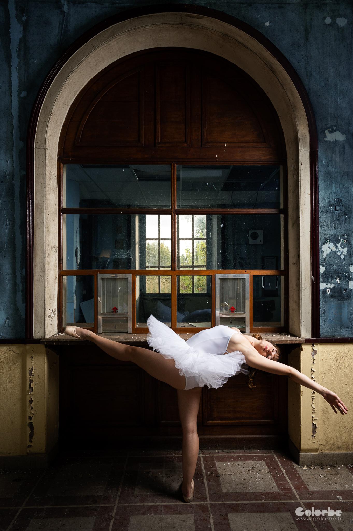Iliana et la danse des pas perdus