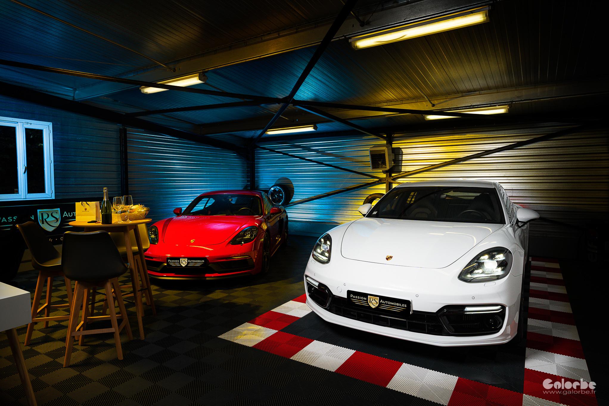 Passion RS Automobile